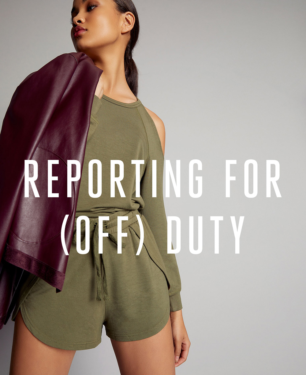 Reporting for (off) duty