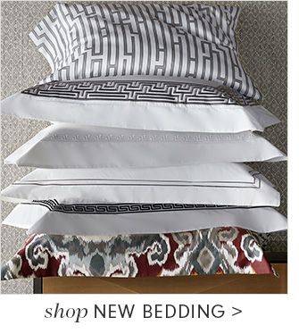 shop NEW BEDDING