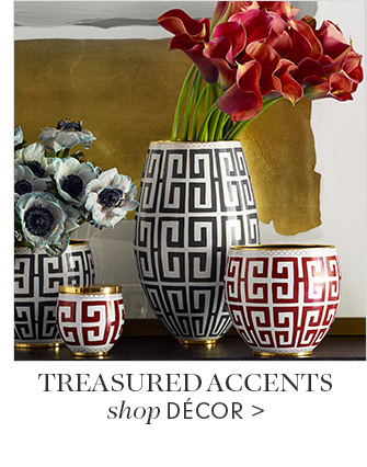 TREASURED ACCENTS - shop DÉCOR