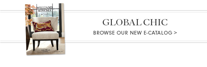 GLOBAL CHIC - BROWSE OUR NEW E-CATALOG