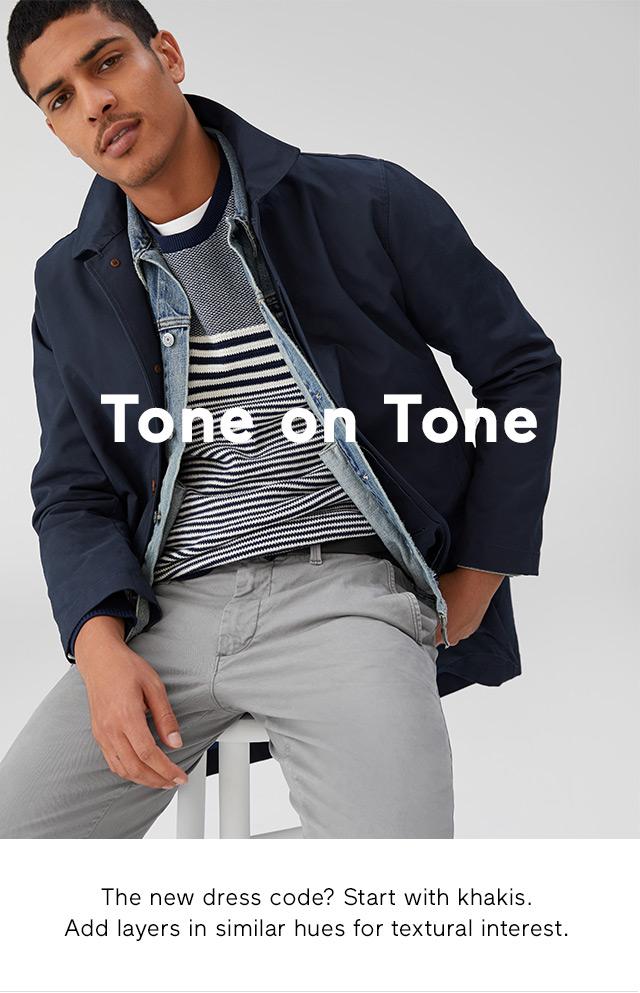 Tone on Tone