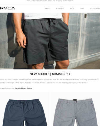 New shorts just in for summer!