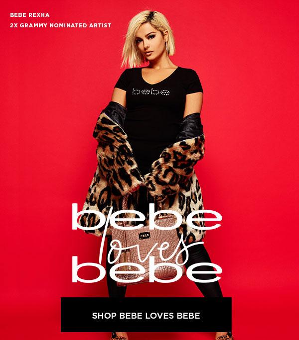 Shop Bebe Loves Bebe