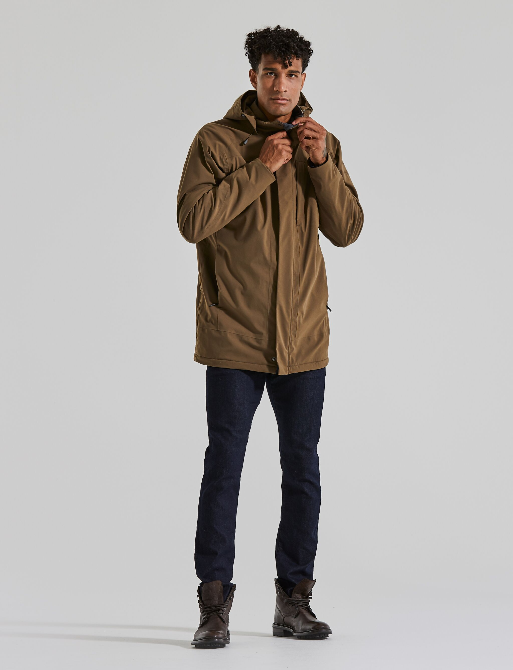 Shop Men's Orion Parka