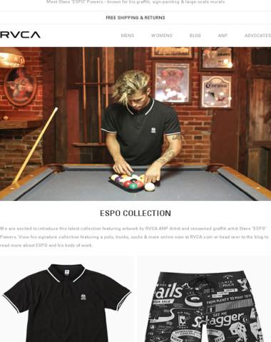 Introducing The ESPO Collection