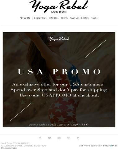 Exclusive promo just for you ⭐  Free US Shipping!