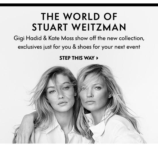 World of Stuart Weitzman
