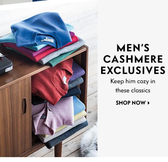 Men's Cashmere