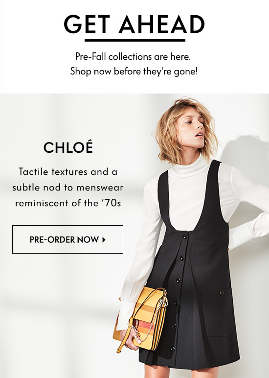 Pre-order Chloe
