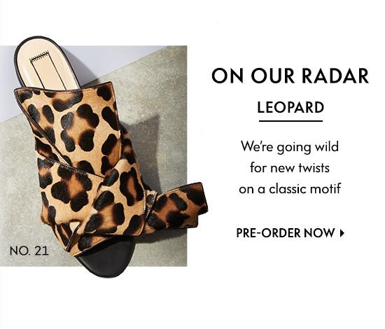Pre-order Leopard