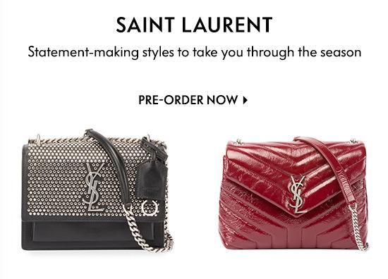 Pre-order Saint Laurent