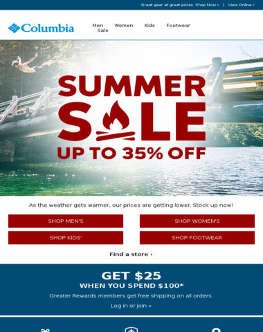 Summer Sale: Now save up to 35%!