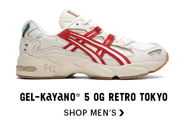 GEL-Kayano 5 OG Retro Tokyo