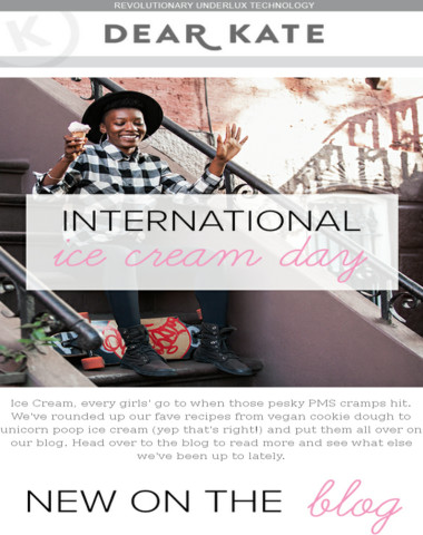 Spoons at the ready- It's National Ice Cream Day!
