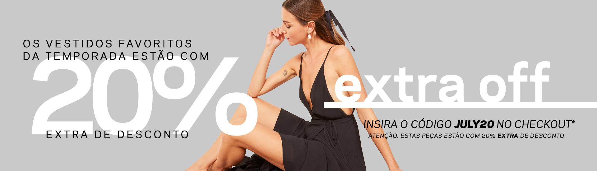 vestidos x20