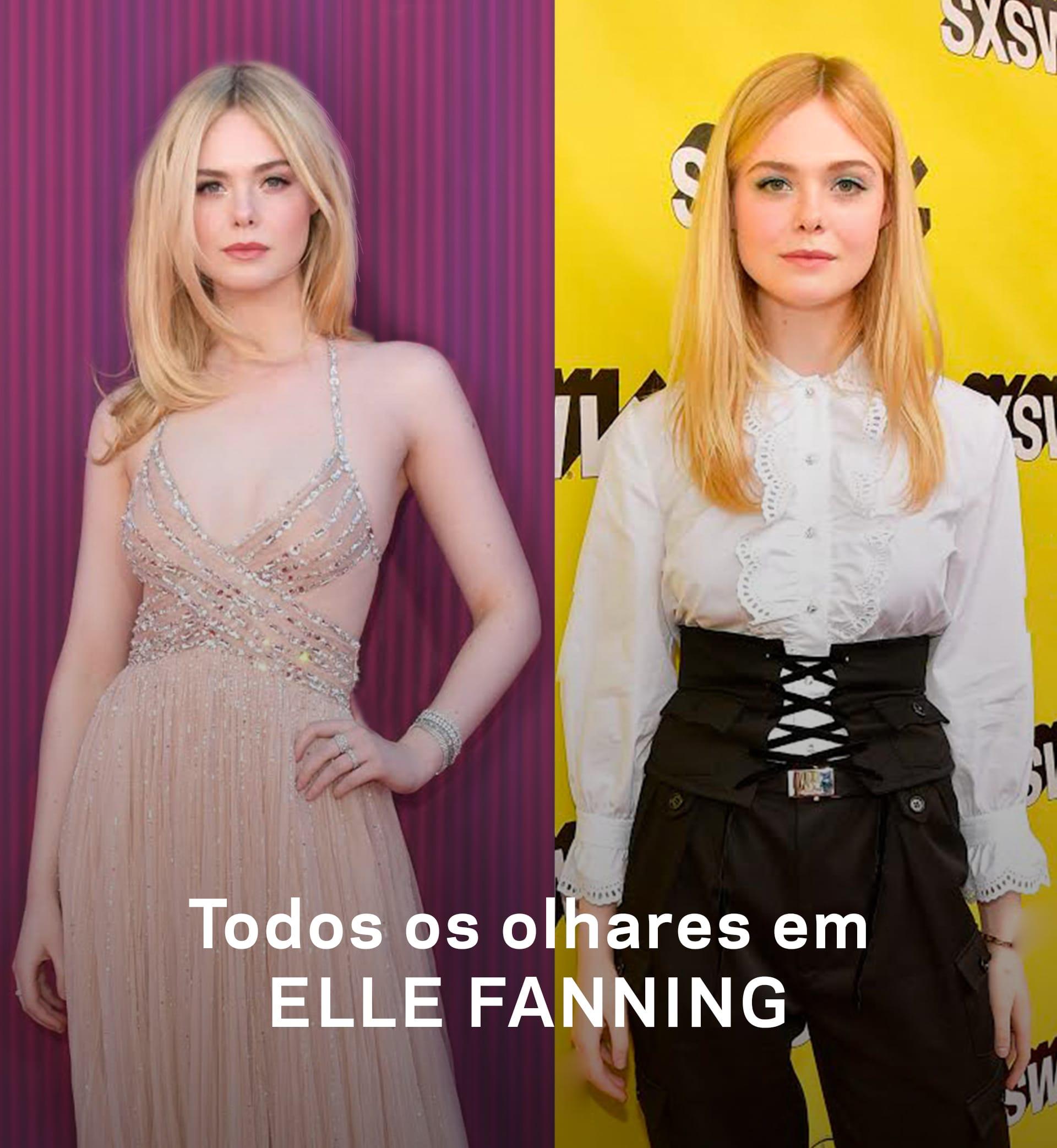 Todos os olhares em Elle Fanning