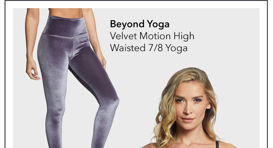 shop purple velvet leggings