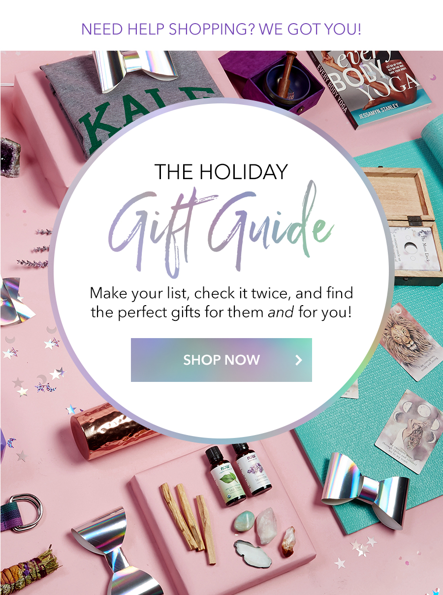 shop gift guides