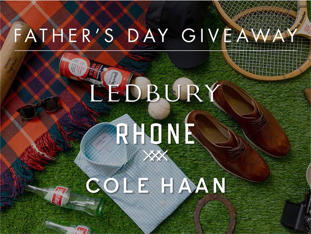 Ledbury x Rhone x Cole Haan