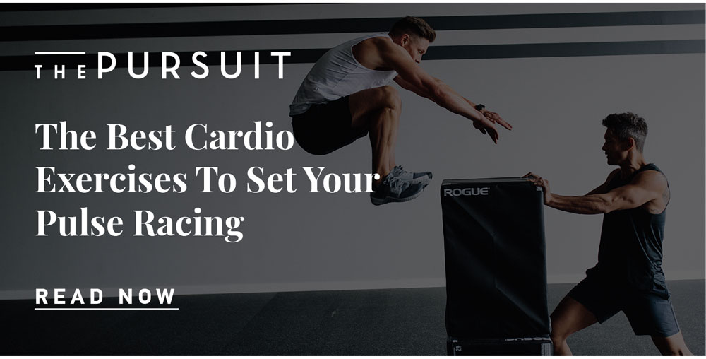 The Best Cardio Exercises To Set Your Pulse Racing