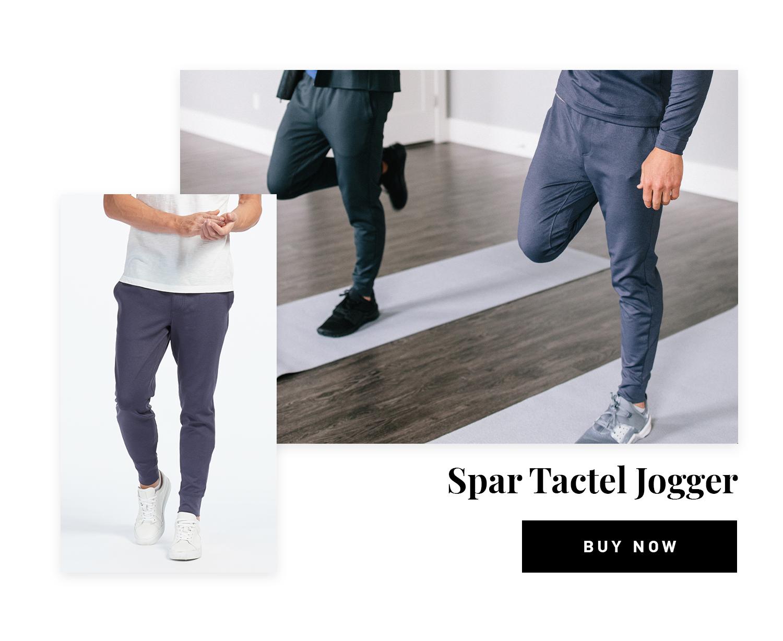 Spar Tactel Jogger