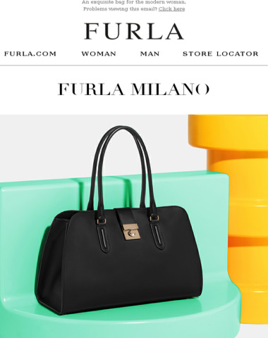 Furla Milano | Your perfectly polished everyday bag