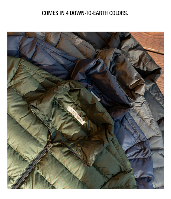 Shop the Outerknown Puffer