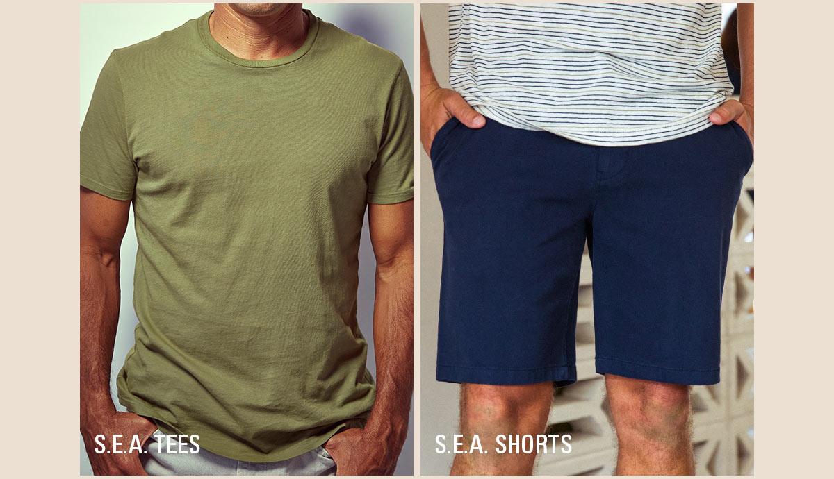 S.E.A. LEGS RUGGED
