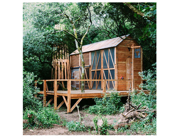 Kudhva Cabins: North Cornwall's Off-Grid Hideout