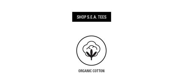 Shop Heathered S.E.A. TEES