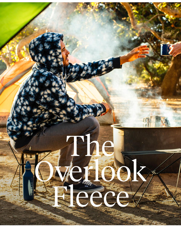 Introducing The Overlook Fleece