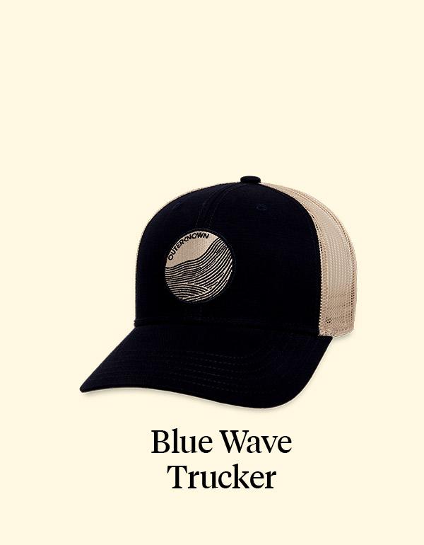 BLUE WAVE TRUCKER