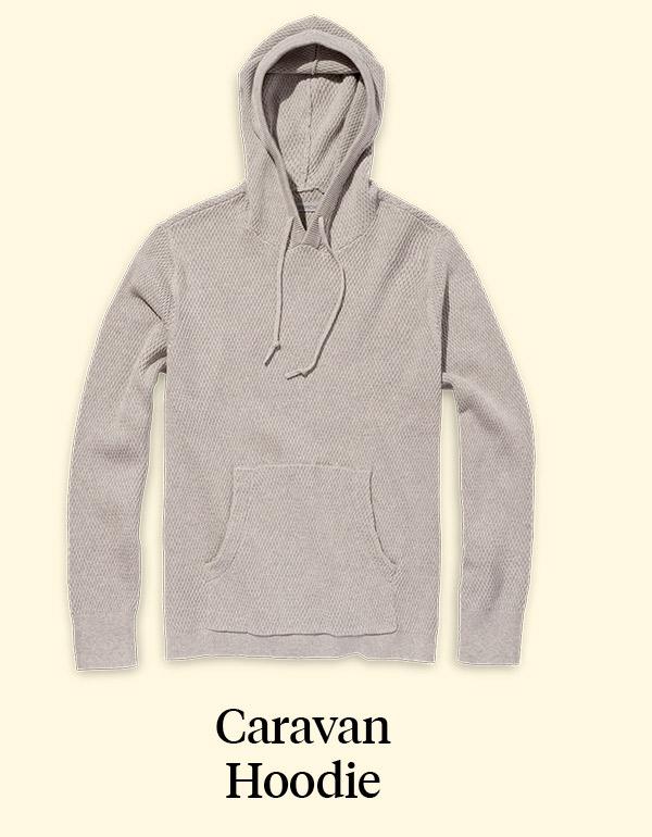 CARAVAN HOODIE