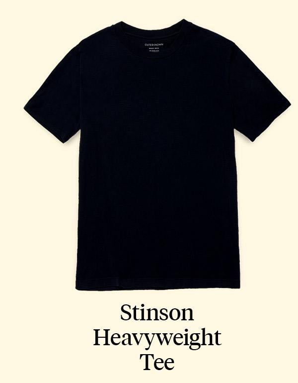 STINSON HEAVYWEIGHT TEE
