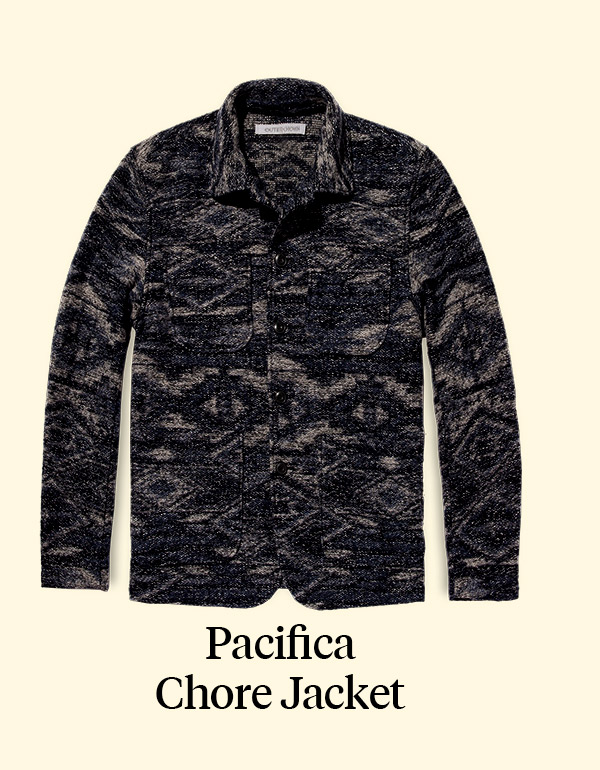 PACIFICA CHORE JACKET