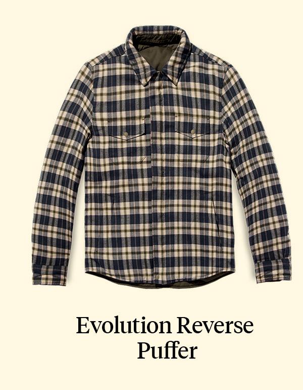 EVOLUTION REVERSIBLE PUFFER