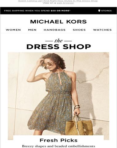 The Dress Shop: Fresh Picks