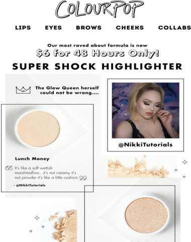 More Glow for Less Dough!