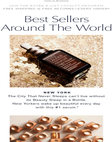 Best Sellers Around The World