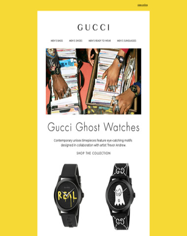 New Watches: Gucci Ghost