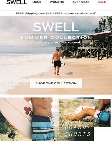 SWELL Summer Collection