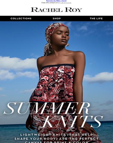 Summer Knits = ❤️