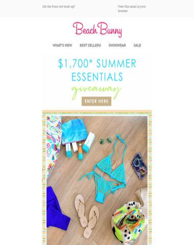 Giveaway | Win a Miami Swim WeekVIP Bag!