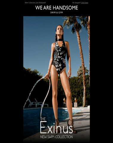 Black is the New Black - Brand New Swim Collection
