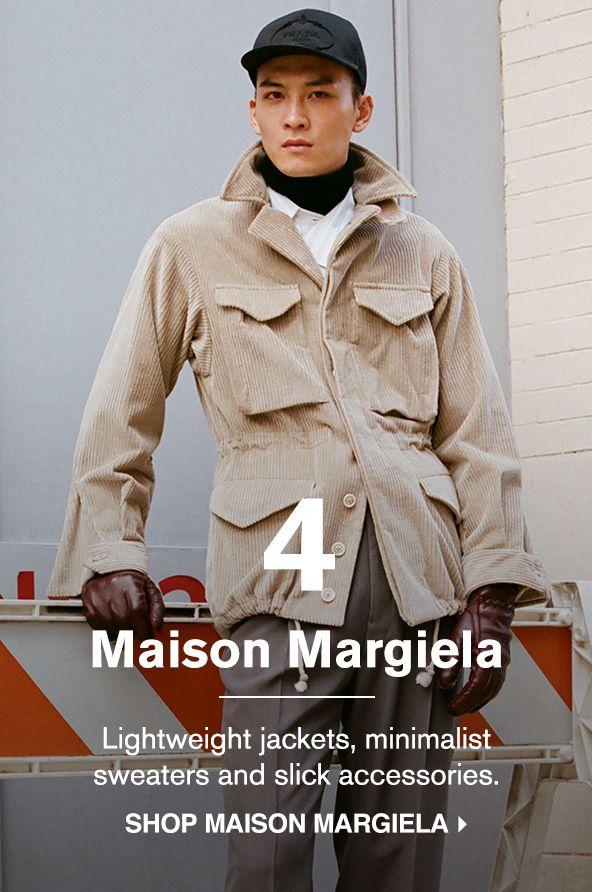 SHOP MAISON MARGIELA >
