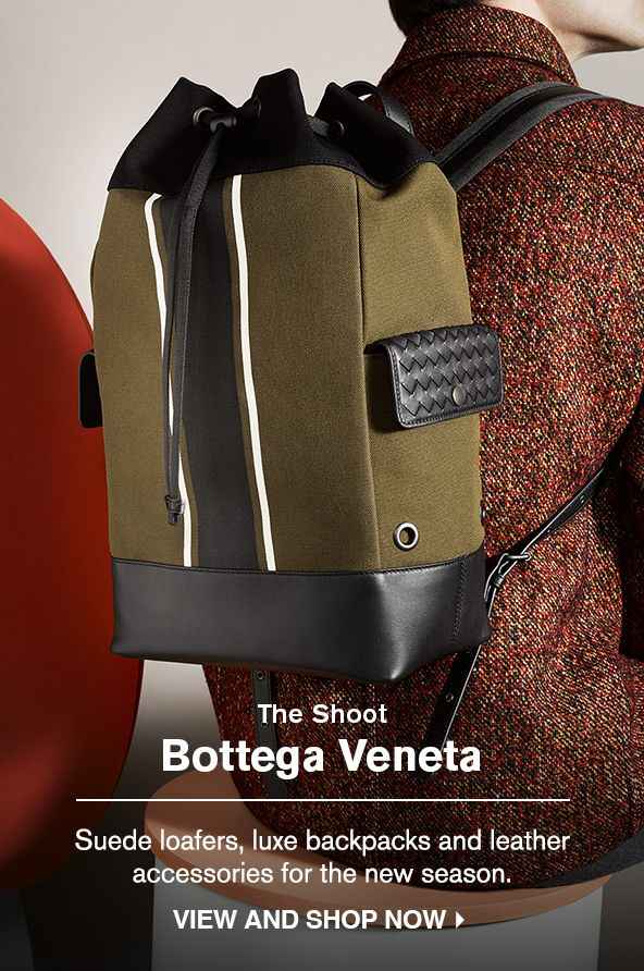 THE SHOOT: BOTTEGA VENETA