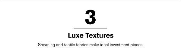 LUXE TEXTURES >