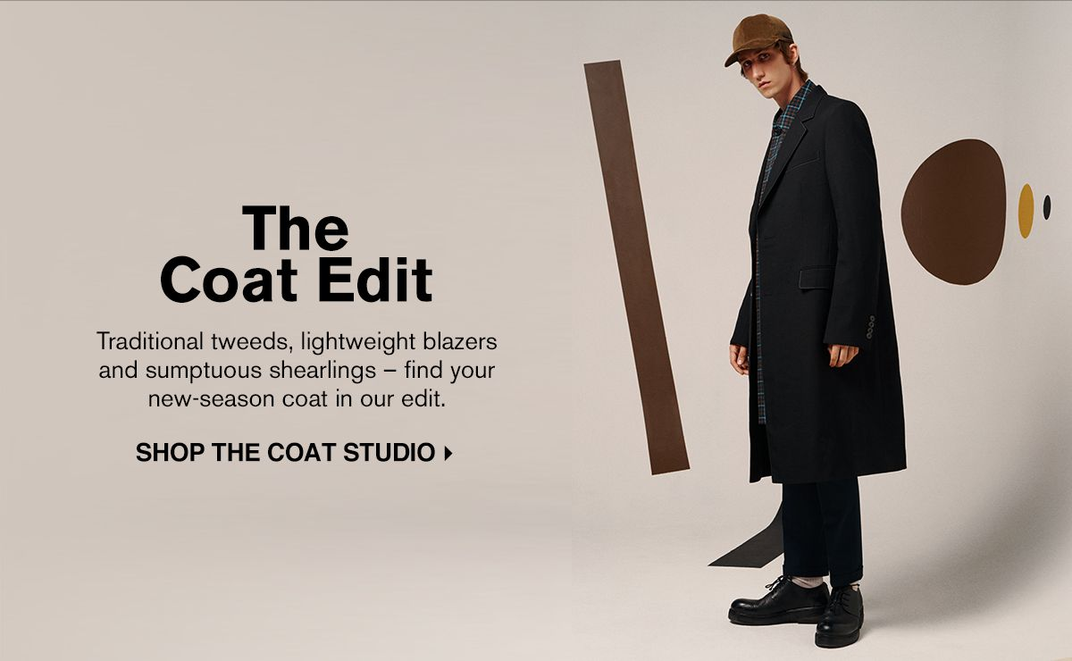 SHOP THE COAT STUDIO >