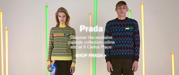 SHOP PRADA >