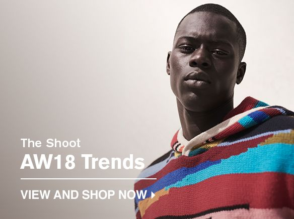 THE SHOOT: AW18 TRENDS